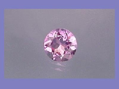 Round Cut Amethyst 8mm Loose Gemstone Pair