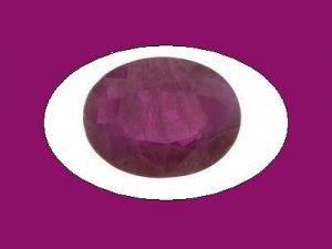 Ruby  Oval Cut 11x9mm 4-5ct Loose Gemstone