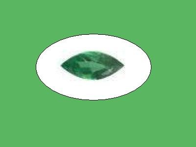 Emerald Marquise Cut 14x8 mm Loose Gemstone