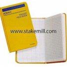 Sokkia Transit Field Book 815200