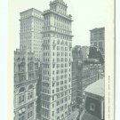 73613 NY New York City Gillender Building Postcard