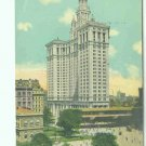 73622 NY New York City Vintage Postcard Municipal Building