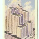 73646 NY New York City Vintage Postcard Henry Hudson Hotel