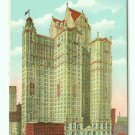73659 NY New York City Vintage Postcard City Investing Building 1910 era