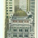73686 NY New York City Vintage Postcard New York Clearing House