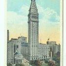 73687 NY New York City Vintage Postcard Metropolitan Life Insurance Building