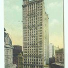 73696 NY New York City Vintage Postcard Park Row Building
