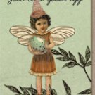 You're a Good Egg Whimsical Greeting Card by PaperRelics