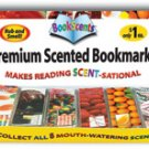 ***BOOKSCENTS scented bookmarks***