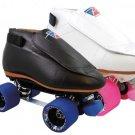Riedell 395 Sunlite Fugitive Speed roller skates NEW!