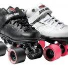 Sure-Grip Rebel with Rebel Wheels skates NEW!