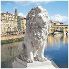 LION OF FLORENCE STATUE DESIGN TOSCANO Lion lion sculpture Lion Statue