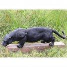 Design Toscano Grande Black Panther Statue