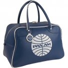 Pan Am Explorer - Pan Am Blue/Vintage White Luggage Totes and Satchel NEW