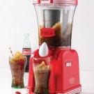 Nostalgia Electrics Coca-Cola Series Slush Maker RSM650COKE NEW