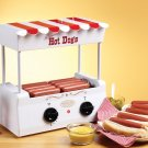 Nostalgia Electrics Vintage Collection Old Fashioned Hot Dog Roller HDR565 NEW