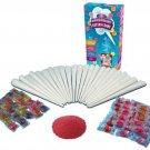 Nostalgia Electrics Hard & Sugar-Free Cotton Candy Kit HCK800 NEW
