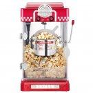 Red Little Bambino 2-1/2Oz Table Top Retro Style Popcorn Popper 6073 NEW