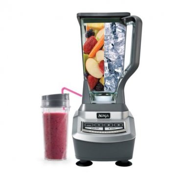 Ninja Blender w/Single Serve Cup BL740 Blenders NEW