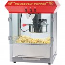 Great Northern Popcorn Red Antique Style Popcorn Popper Machine 8 Ounce NEW