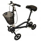 Roscoe Gemini Steerable Seated Knee Crutch Walker Medical Mobility Scooter