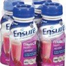 Abbott Nutrition Ensure® Muscle Health Strawberry 237mL Bottle, Gluten-free, Low