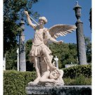 DESIGN TOSCANO St Michael the Archangel (1636) Garden Angel Statue