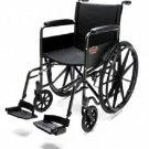 Everest & Jennings Advantage Folding Wheelchair Swingaway Footrest 3H010100