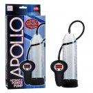Apollo Automatic Power Pump - Clear