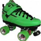 Sure Grip Rebel With ATOM Juke Alloy Wheels derby roller skates NEW! All sizes