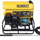 Dewalt DXPWH3040 Pressure Washer 3000 PSI 4 GPM Gas Hot Water Belt Drive
