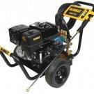 Dewalt DXPW60606 Pressure Washer 4200 PSI 4 GPM Gas Cold Water Belt Drive