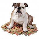 BUSTER THE BULLDOG DESIGN TOSCANO BULLDOG SCULPTURE BULLDOG STATUE dogs pet