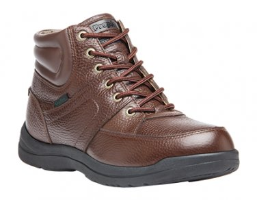PROPET MF019 FOUR POINTS MID II BROWN BOOTS NEW! ALL SIZES. FAST RELIABLE SHIPPING