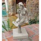 Design Toscano Nature's Whisper Sculpture