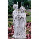 Design Toscano The Holy Family Sculpture: Grande