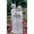 Design Toscano The Holy Family Sculpture: Estate