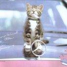 Cassandra the Mercedes Cat (108 Pieces)
