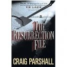 The Resurrection File by Craig Parshall Fiction Mystery Christian Book Used
