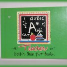 A Teacher is Better Than Two Books by Linda Conway New Book