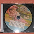 Collection of Victorian & Edwardian Images CD for your craft projects Vol.1