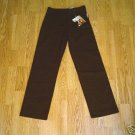 MARY KATE & ASHLEY JEANS STRIPED PANTS-SIZE 14-27-NWT