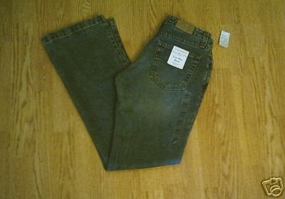 MAURICES LOW RISE BOOTCUT JEANS-SIZE 3 4-29 X 33.5-NWT