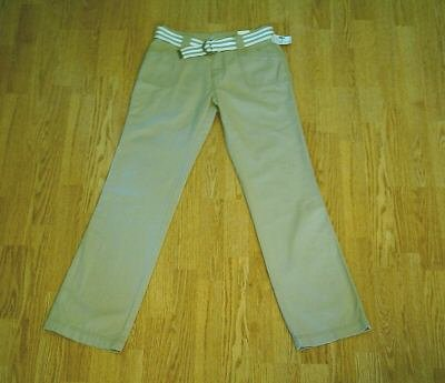MAURICES JEANS BOOTCUT KHAKI PANTS-SIZE 1 2-28 X 32-NWT