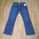 LUCKY LOW RISE EASY FIT FLARE JEANS 6-30 x 33 1/2-NWT
