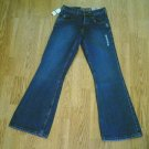 SILVER FADED LEG FLARE JEANS-SIZE 26 X 32-TAG 25-NWT