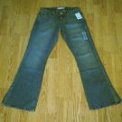 BKE LOW RISE FADED LEG TRIBUTE JEANS-29 X 33-TAG 27-NWT