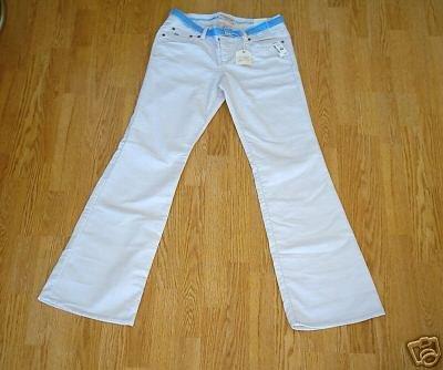 AEROPOSTALE LOW RISE CORDUROY PANTS-3/4-31 x 32-NWT