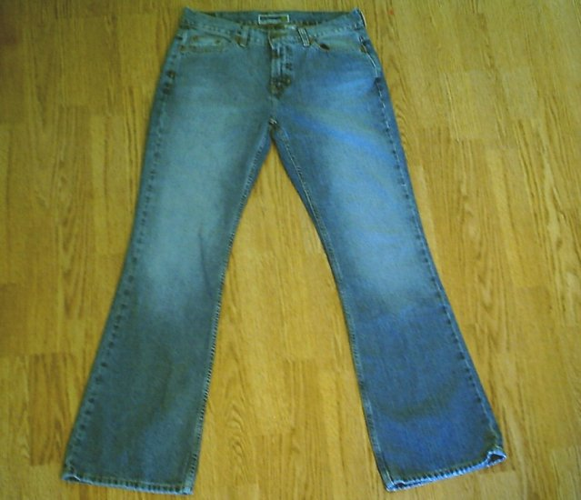 OLD NAVY LOW RISE BOOTCUT DENIM JEANS-SIZE 4-31 X 32