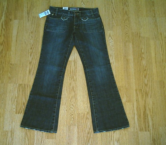 OLD NAVY ULTRA LOW RISE FLARE JEANS-SIZE 1-29 X 30-NWT